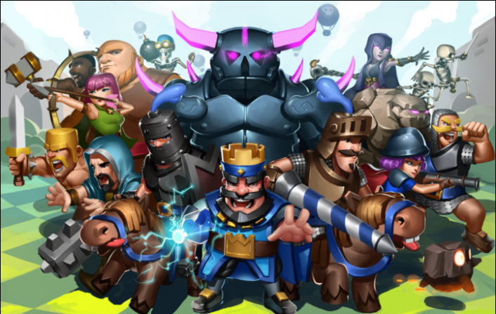 Clash Royale hack free