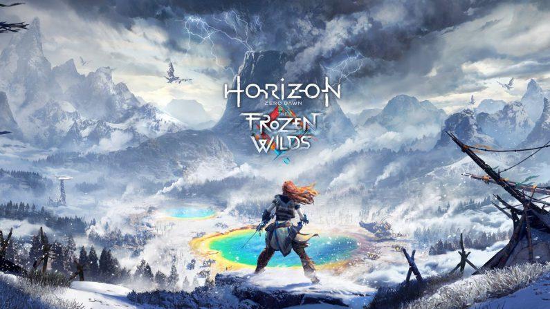 [E3 2017] Horizon Zero Dawn The Frozen Wilds: Primera expansión del juego