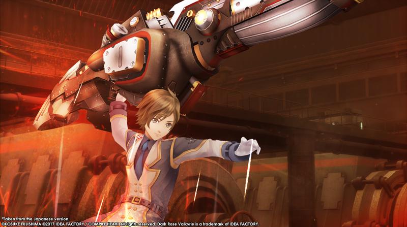 Dark Rose Valkyrie, el RPG japonés llega a España el 9 de junio