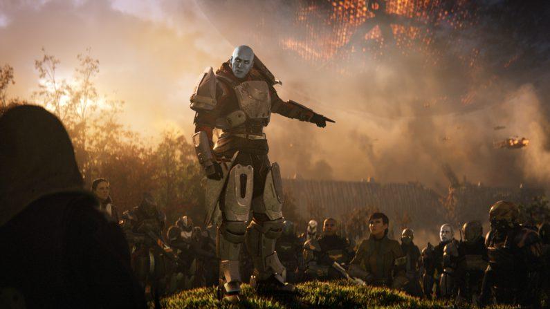 Para evitar problemas con los servidores se adelantó el lanzamiento de Destiny 2