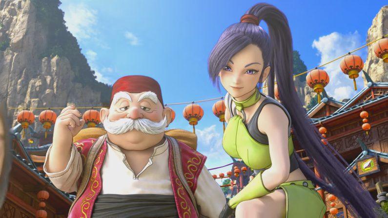 La versión de 3DS de Dragon Quest XI será detallada en un Nintendo Direct