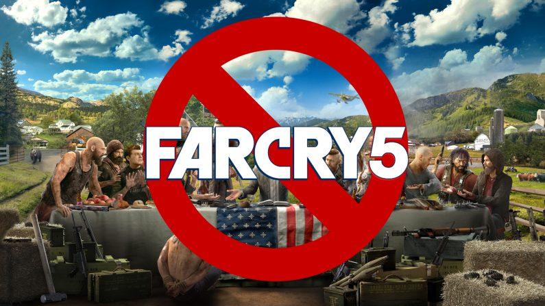 [E3 2017] Así es la jugabilidad de Far Cry 5