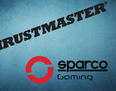 Thrustmaster da un gran paso para la fabricación de sus productos y se ha asociado con Sparco