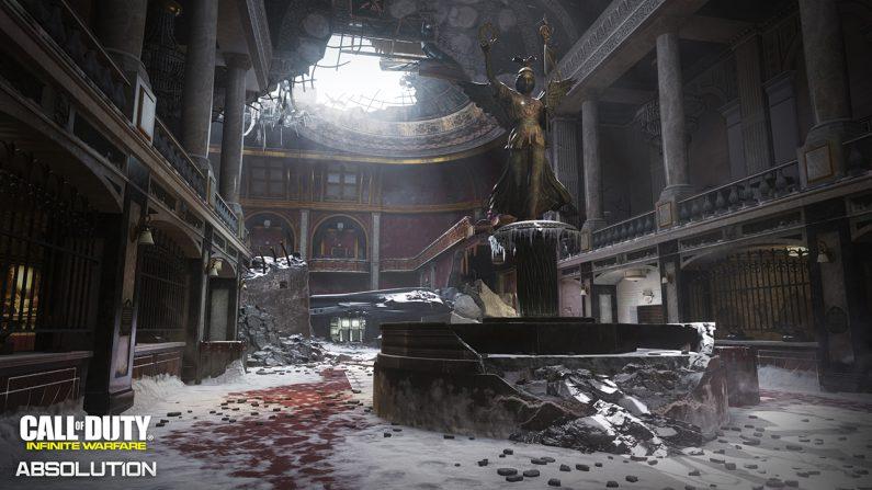 El tercer DLC de Call of Duty: Infinite Warfare llegará el 6 de julio a PlayStation 4