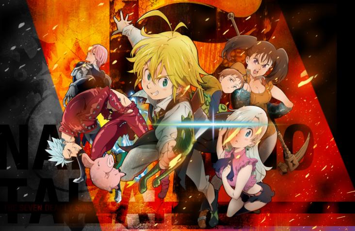 Nanatsu no Taizai tendrá su propio título en PlayStation 4