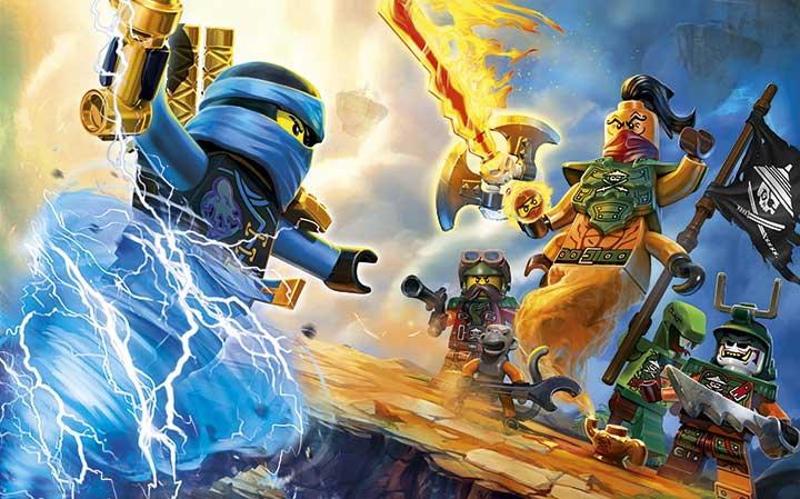 El videojuego de Lego Ninjago es un realidad y llegará en septiembre