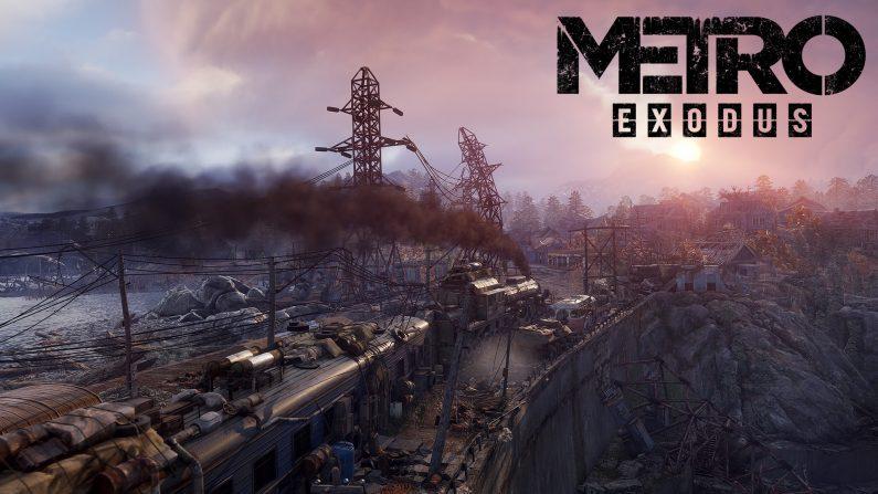 Metro Exodus se muestra en el E3 2017 en forma de gameplay