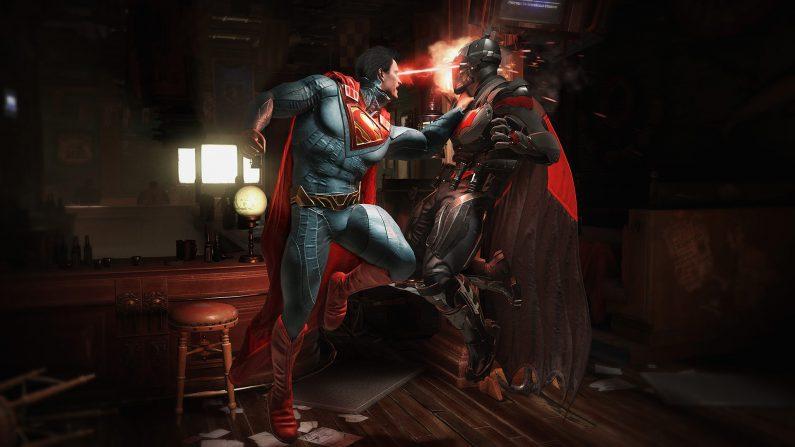 La gran actualización de Injustice 2 va a llegar en junio