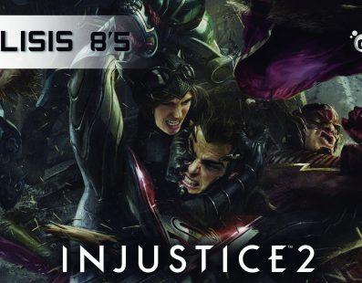 Análisis de Injustice 2 – Guerra Civil Divina