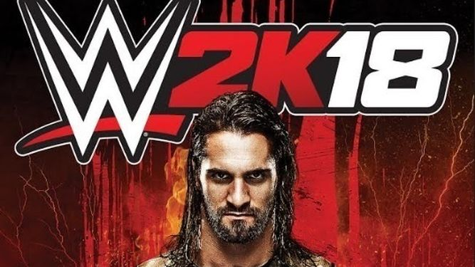 Seth Rollins aparecerá en la portada de WWE 2K18