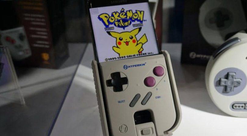Convierte tu móvil en una Game Boy con este gadget
