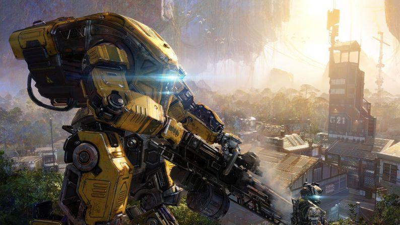Titanfall 2 recibe un parche y un nuevo DLC gratuito