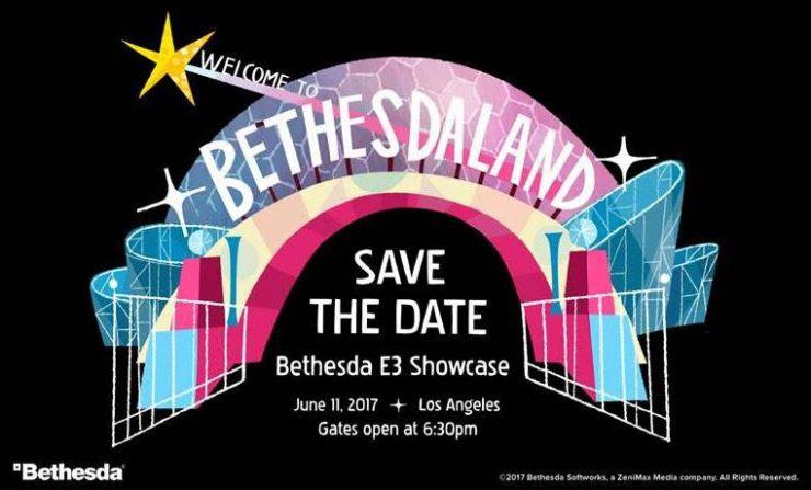 [E3 2017] Resumen de la conferencia de Bethesda