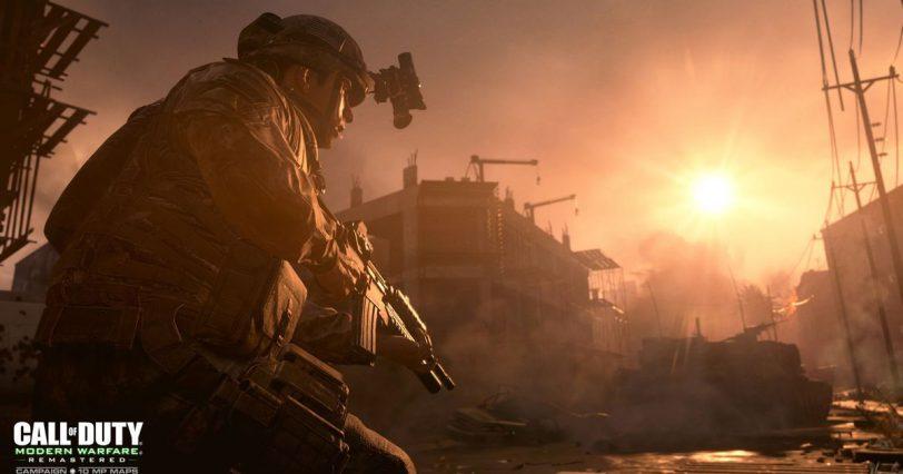Se confirma la versión independiente de Call of Duty: Modern Warfare Remastered