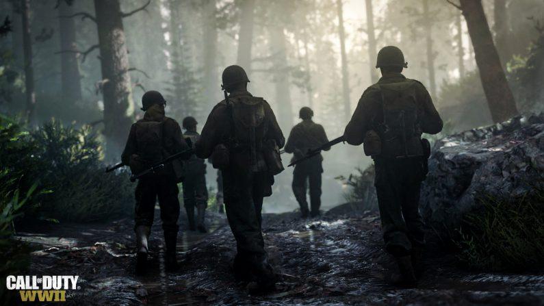 [Rumor] Los posibles rangos y número de prestigios de Call of Duty WWII