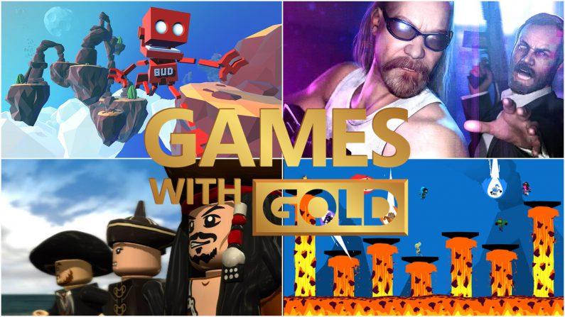 Estos son los juegos de «Games with Gold» de Xbox para el mes de julio