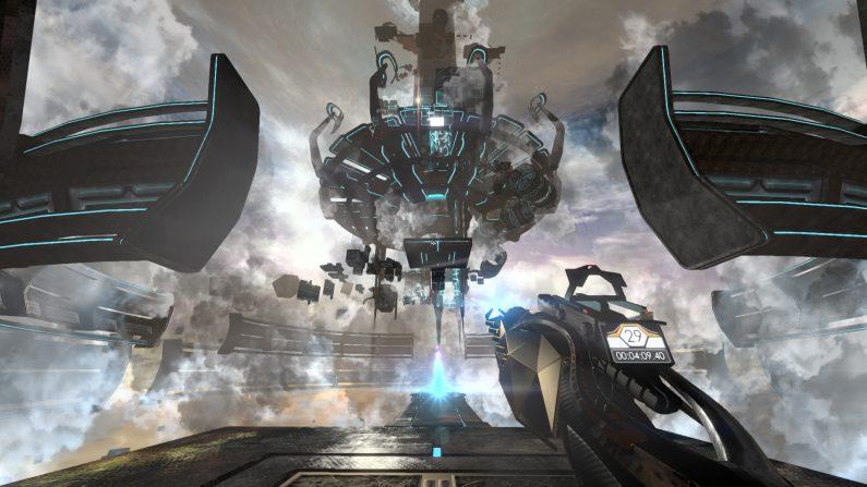 DeadCore: Shooter y Plataformas en PlayStation 4 y Xbox One