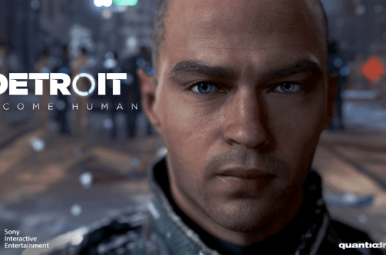 Detroit Become Human llegará a lo largo de 2018