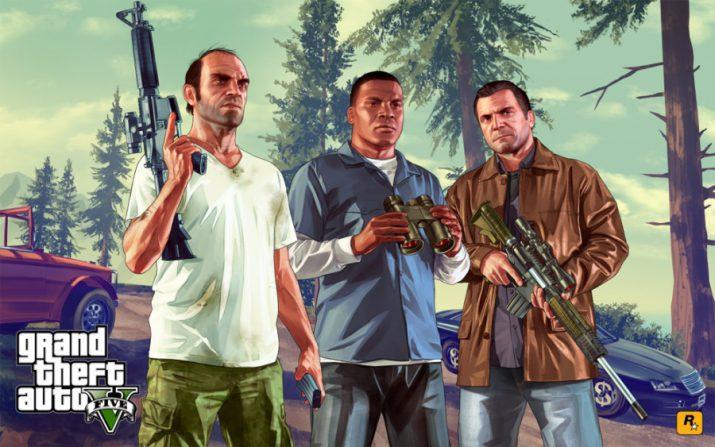 Grand Theft Auto V se convierte en el juego más exitoso en Estados Unidos desde 1995