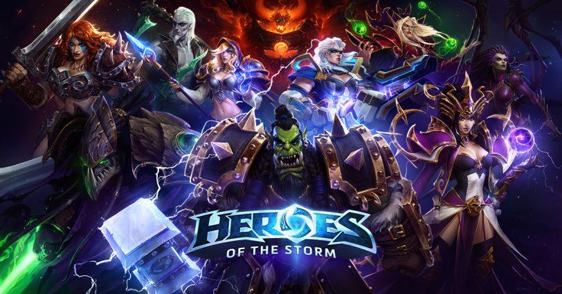 Ya está aquí el evento de verano de Heroes of the Storm