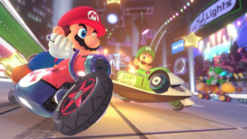 Mario Kart 8 Deluxe recibe un nuevo parche y estos son sus cambios