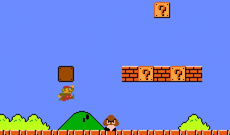 Han recreado el mundo de Super Mario Bros con Realidad Aumentada