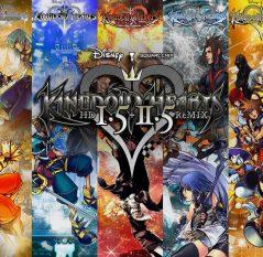 Ya está disponible la actualización gratuita para Kingdom Hearts HD 1.5 + 2.5 Remix