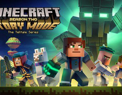 La segunda temporada de Minecraft Story Mode llegará en julio