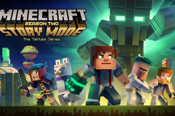 Minecraft Story Mode llega a Nintendo Switch el 25 de agosto