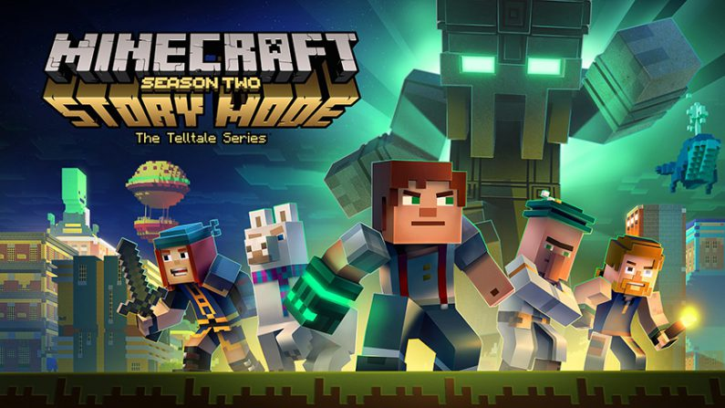 Minecraft Story Mode llega a Nintendo Switch el 25 de agosto