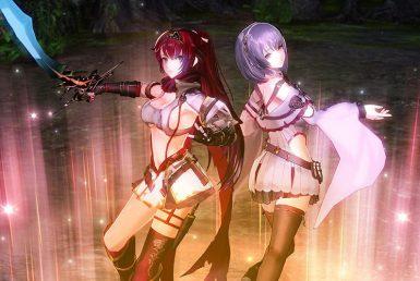 Nights of Azure 2 se muestra en un nuevo gameplay