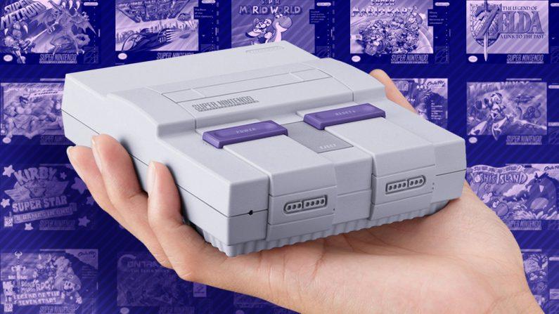 Nintendo anuncia SNES Classic Edition