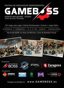 gameboss feria videojuegos zaragoza