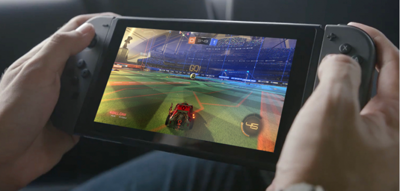 Esta es la resolución de Rocket League en Nintendo Switch