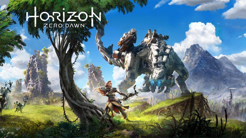 Horizon: Zero Dawn reúne más de 3,4 millones de ventas