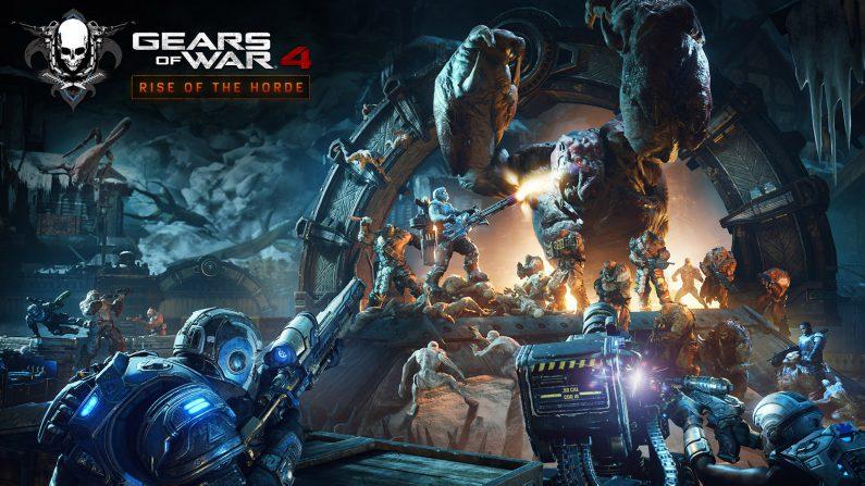 Hoy comienza la prueba gratuita de Gears of War 4