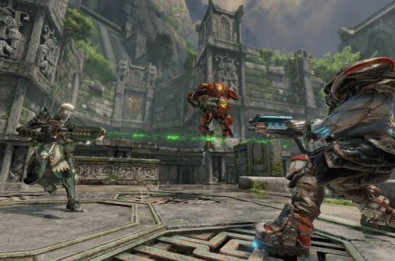 Confirmado el lanzamiento de Quake Champions en Steam