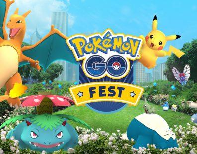 Pokémon de tipo fuego y hielo serán los protagonistas del nuevo evento de Pokémon Go