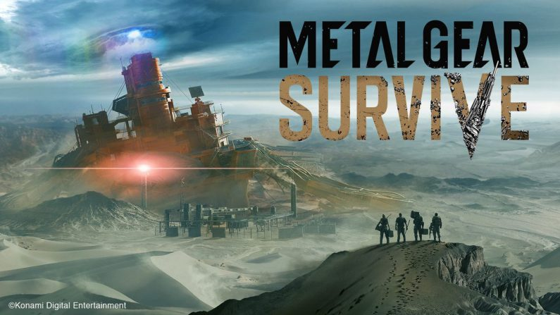 Las sospechas se confirman: Metal Gear Survive se retrasa hasta 2018