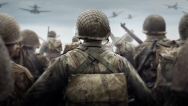 [E3 2017] Primer tráiler del multijugador de Call of Duty WWII