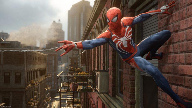 El nuevo juego de Spider-Man no va a alcanzar los 60 FPS en PlayStation 4 Pro