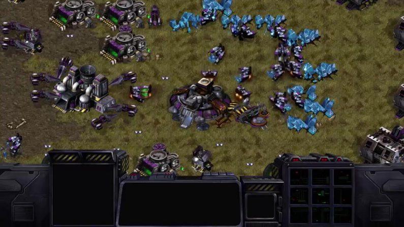 El 14 de agosto se pone a la venta StarCraft Remastered