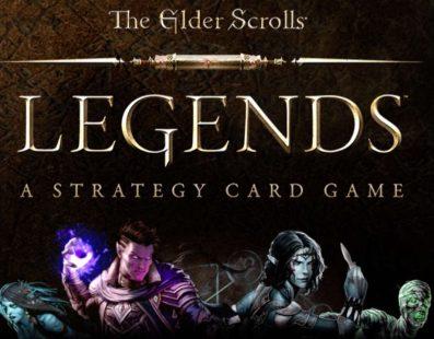 The Elder Scrolls Legends llega a Steam, Android e IOS