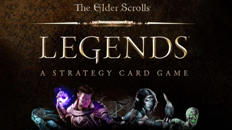 The Elder Scrolls Legends llega a Steam, Android e IOS
