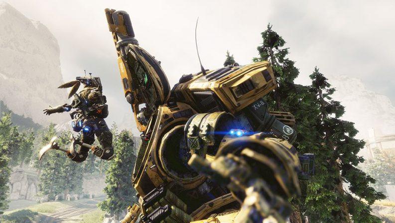 ¿Titanfall 2 a 6K? podría ser realidad en Xbox One X