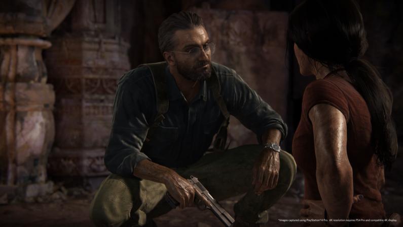 Se muestran 10 minutos de gameplay de Uncharted: El Legado Perdido