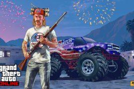GTA Online: Se filtra el contenido del Día de la Independencia
