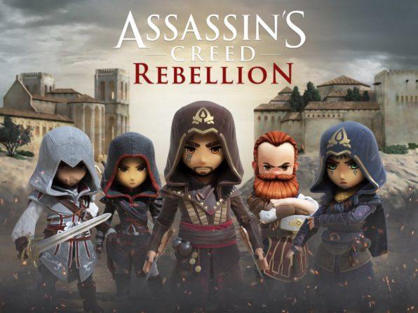 Assassin's Creed Rebelion: Así es el juego de Assassin's Creed para móviles