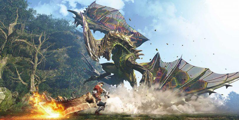 Dos nuevos gameplays del esperado Monster Hunter XX para Nintendo Switch