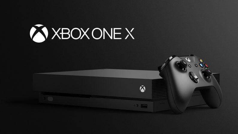 Xbox One X: Así es la nueva consola de Microsoft